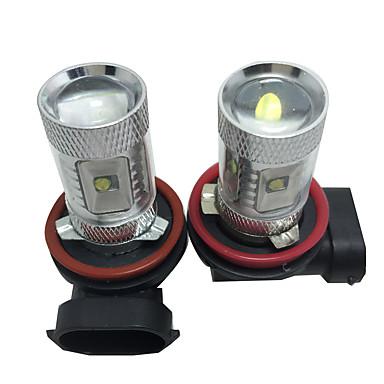 povoljno Auto svjetla za maglu-1 par žarulja automobila 30 w smd LED 2400 lm 6 svjetala za maglu za Chevrolet 2014/2015/2016