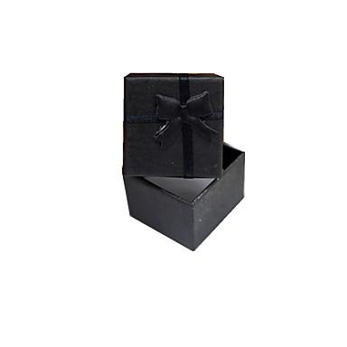 embalagem cor preta& transporte caixas de jóias embalagens um pacote de quatorze