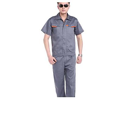 korte mouwen voor de zomer elektrisch lassen overalls labor overalls maat XL
