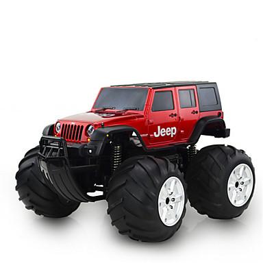 amfibiske bil super high-speed off-road køretøjer rød dreng legetøj hjul bil
