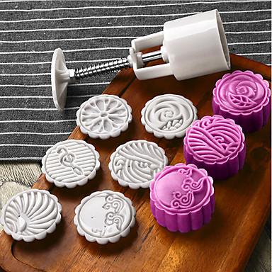 Kuchenformen Chocolate Plätzchen Kunststoff Backen-Werkzeug