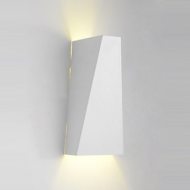 Moderno / Contemporâneo Luminárias de parede Para Metal Luz de parede 220V 110V 5W