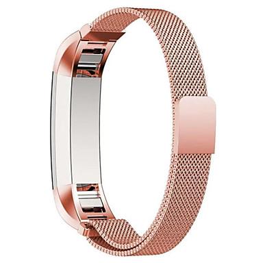 Uhrenarmband für Fitbit Alta Fitbit Mailänder Schleife Edelstahl Handschlaufe