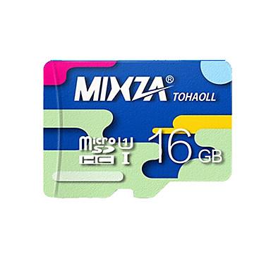 MIXZA 16GB Micro SD kort TF Card hukommelseskort UHS-I U1 Class10