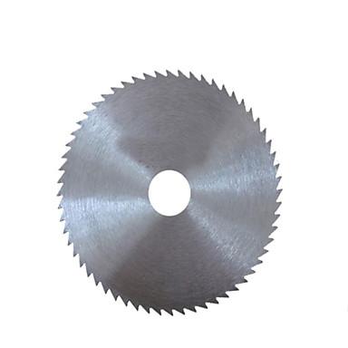 4-tommer ultra-tynde high-speed savklinge, wolframcarbid stål, 105mm40 (2 tykke 105 fint wolfram nedstryger stykke)