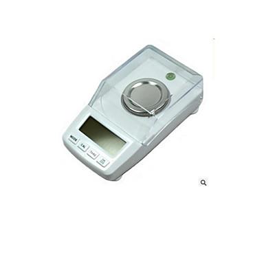 hoge precisie sieraden elektronische weegschaal (weegbereik: 50g / 0,001 g)