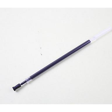 Korrektion forsyninger Pen Gel Penne Pen,Plastik Tønde Sort Blæk Farver For Skoleartikler Kontorartikler Pakke med