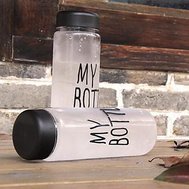 bærbare plastik limonade kop handy kop til kontor og skole