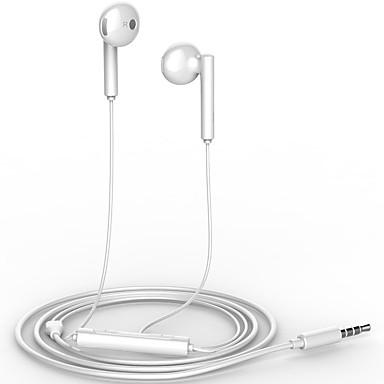 Huawei HUAWEI AM115 EARBUD Mit Kabel Kopfhörer Kunststoff Handy Kopfhörer Mit Lautstärkeregelung / Mit Mikrofon Headset