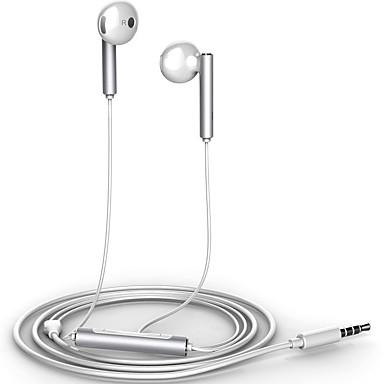 Huawei HUAWEI AM116 EARBUD Com Fio Fones Plástico Celular Fone de ouvido Com controle de volume Com Microfone Fone de ouvido