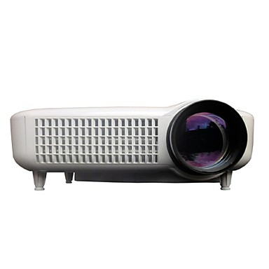 DH-TL220 3LCD Proyector de Home Cinema LED Proyector 5000 lm Apoyo 1080P (1920x1080) 25 - 300 inches Pantalla / WXGA (1280x800) / ±15°