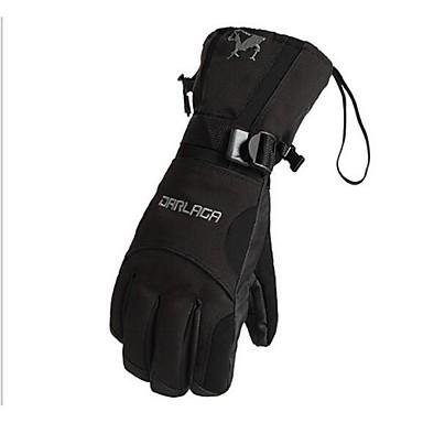Ski-Handschuhe Vollfinger / Winterhandschuhe Herrn Sporthandschuhe warm halten / Antirutsch / Wasserdicht / Winddicht / Schneedicht GQY®