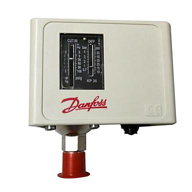 switch AC strømforsyning fysisk måleinstrumenter metal materiale hvid farve