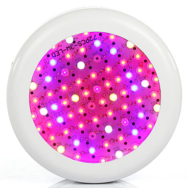 LED-drivhuslamper 3500 lm Kjølig hvit / Rød / Blå / UV Høyeffekts-LED AC 85-265 V 1 stk