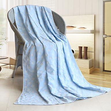 Kudottu Kuten kuvassa,Lankavärjätty Polka Dots 100% Cotton peitot 200cm*150cm(78