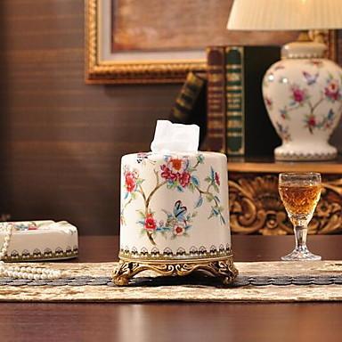 Casas Cerâmica Retro Interior Acessórios decorativos