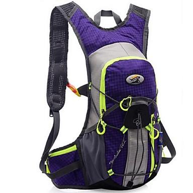 Fietsen Backpack rugzak voor Vrijetijdssporten Reizen Hardlopen Sporttas Waterdicht Reflecterende Strip Draagbaar Multifunctionele