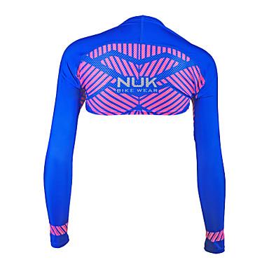 Nuckily Dames Hardloopshirt Lange mouw Ultra-Violetbestendig Ademend Zonbescherming Kleding Bovenlichaam voor Kamperen&Wandelen Vissen