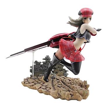 Anime Akcijske figure Inspirirana Bog izjelica Cosplay PVC 21 CM Model Igračke Doll igračkama