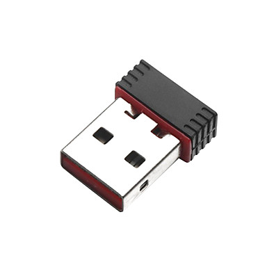 desktop computer usb rød kant bærbar wifi