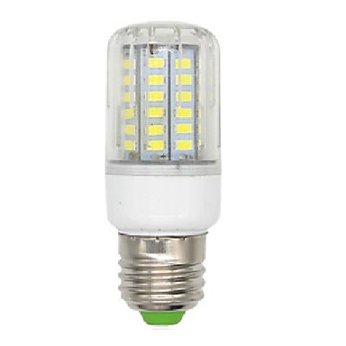 billige Elpærer-LED-kornpærer 650 lm E14 G9 GU10 T 58 LED perler SMD 5736 Dekorativ Varm hvit Kjølig hvit 220-240 V 110-130 V / 1 stk. / RoHs / CE
