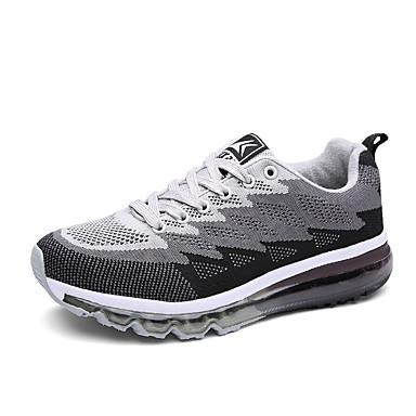 Damen-Sneaker-Outddor Lässig Sportlich-Tüll-Flacher Absatz-Komfort