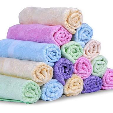 Was HanddoekReactieve Print Hoge kwaliteit 100% Bamboevezel Handdoek