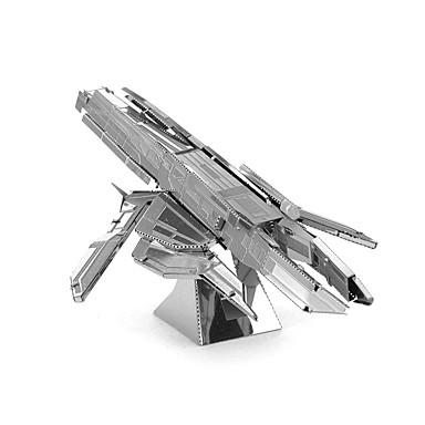 voordelige 3D-puzzels-Aipin 3D-puzzels Tank Noviteit Metaal Jongens / Meisjes Geschenk