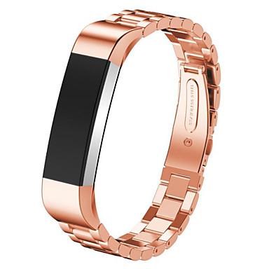Uhrenarmband für Fitbit Alta Fitbit Sport Band Edelstahl Handschlaufe