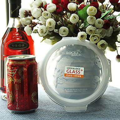 1/set Køkken køkken Glas Madpakkebokse 75*155mm