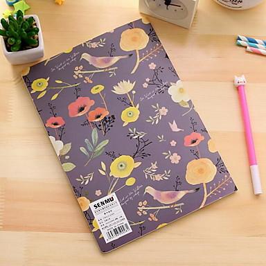 Kreative Notesbøger Multifunktion Sødt