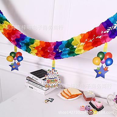 Acessórios do partido Máscara Acessório para Fantasia Aniversário Tema Clássico Papel de Cartão
