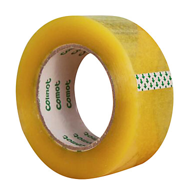 plakband transparant rood gele kleur ander materiaal fysieke meetinstrumenten soort