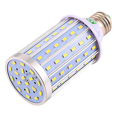 YWXLIGHT® 1pc 30 W 2600-2800 lm E26 / E27 LED-kornpærer T 90 LED perler SMD 5730 Dekorativ Varm hvit / Kjølig hvit 220-240 V / 110-130 V / 85-265 V / 1 stk. / RoHs