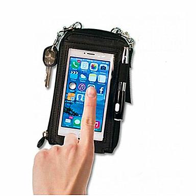 Pyörälaukku 0.5LOlkalaukku / Käsilaukku / Vyölaukku / Kännykkäkotelo / Vyölaukut / Lompakot / Pyöräily Reppu / Rannekoru BagMonitoiminen
