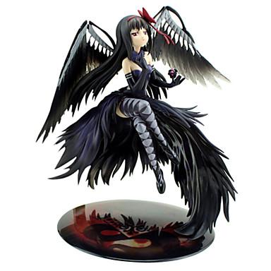 Anime Action Figurer Inspirert av Puella Magi Madoka Magica Homura Akemi PVC 32 cm CM Modell Leker Dukke