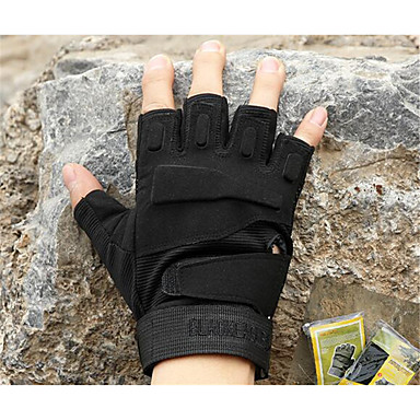 Male Military Tactical Black Hawk Anti Cutting Commando Locomotive Sports Motorcycle Gloves