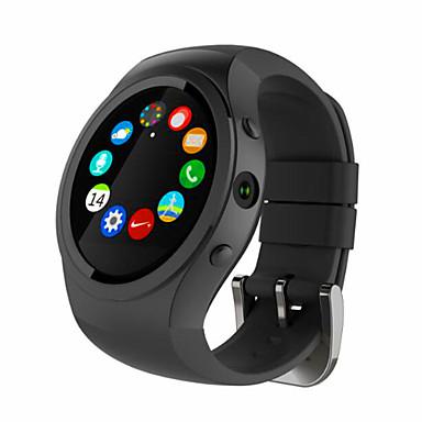 Reloj elegante para iOS / Android GPS / Resistente al Agua Temporizador / Reloj Cronómetro / Seguimiento de Actividad / Seguimiento del Sueño / Monitor de Pulso Cardiaco / 1.3 MP / Despertador