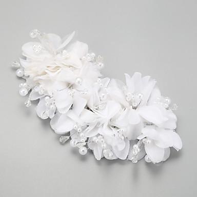 Chiffon / Krystall / Kunstleder Stirnbänder mit 1 Hochzeit / Besondere Anlässe Kopfschmuck