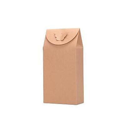 treze 250mmx115mmx65mm titular do cartão HY-n571 bowknot grandes sacos de chá de papel kraft por embalagem
