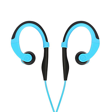 PISEN R101 Im Ohr / Ohrbügel Mit Kabel Kopfhörer Kunststoff Sport & Fitness Kopfhörer Lärmisolierend / Mit Mikrofon Headset
