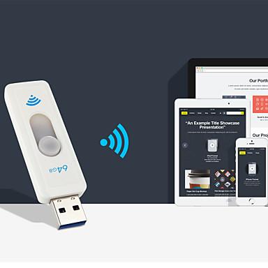Neutral produkt UV-W03 16GB / 32GB / 64GB USB 3.0 LED-indikator / Trådløs Lagring