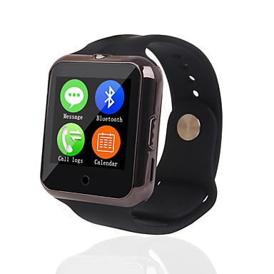 Smartklokke Pulsmåler / Kalorier brent / Pedometere Aktivitetsmonitor / Søvnmonitor / Finn min enhet Bluetooth 4.0 / Bluetooth 3.0 /