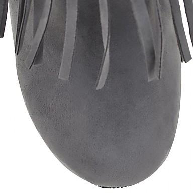 Printemps Marron Talon Amande Talons Verni Femme Similicuir 05269655 Automne Chaussures Soirée Cuir Gland amp; Mariage à Synthétique Hiver Chaussures Evénement Plat Marche Jaune 7qqafX