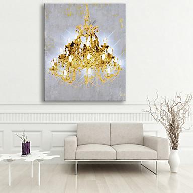 LED Kanvas Sanat Natürmort Tek Panelli Dikey Boyama Duvar Dekor Ev dekorasyonu