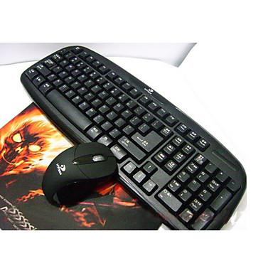 2,4 g teclado sem fio ou acessórios de computador