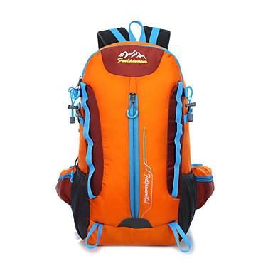 40 L Viagem Duffel mochila Mochila para Excursão Acampar e Caminhar Viajar Secagem Rápida Vestível Resistente ao Choque Multifuncional