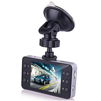 HD Auto dvr 140 Grad Weiter Winkel 12 MP 2.7 Zoll Autokamera mit Auto-Recorder