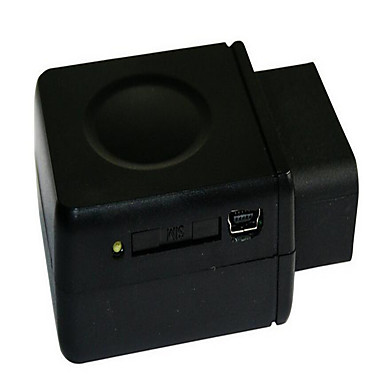 16 pins gps tracker OBD auto zelfdiagnose detector locator CCTR-830 al