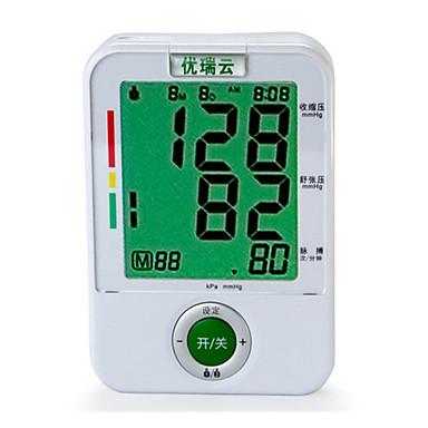 ydy u80jh elektroniske blodtryksmåler hjem blodtryk instrument fuldautomatisk intelligent trykmåling
